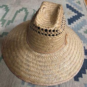 Vintage Mexican Sun Hat